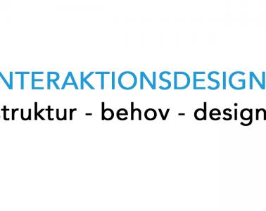 interaktionsdesign