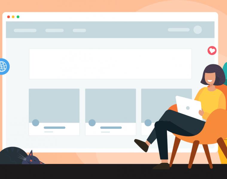 Blogga på e-handel