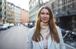 Sabine Ljunggren, SEO-expert