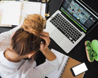 stress och dator