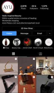ayu-instagram-shop-example-brand