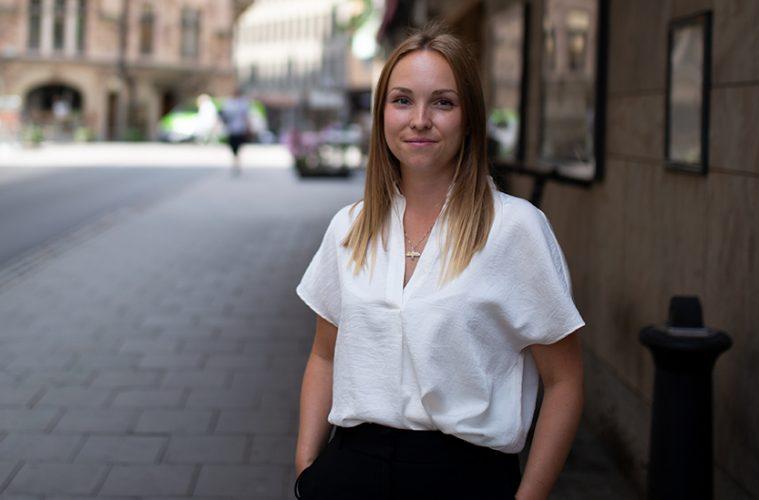 Joanna Warnestad SEO-specialist.